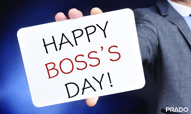 Sabias Que El 16 De Octubre Se Celebra El Dia Del Jefe Y Tiene Que Ver Con Seguros Blog Prado Corredores De Seguros