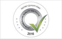 Premio Quality 2016 - Grupo PRADO Corredores de Seguros